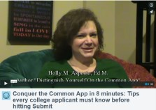 What your high school senior needs to know about the Common App